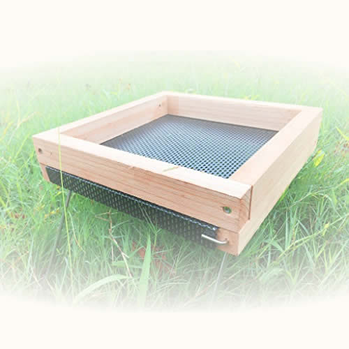 Ground Platform Bird Feeder